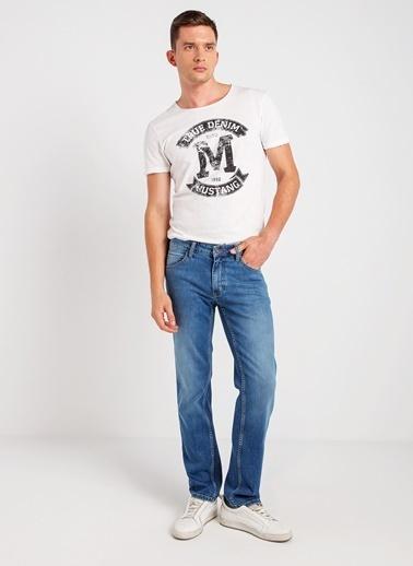 Mustang Jean Pantolon İndigo